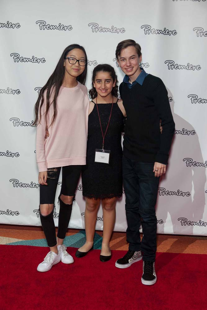 Premiere  Showcasing Child and Teen Acting Talent Since 2009